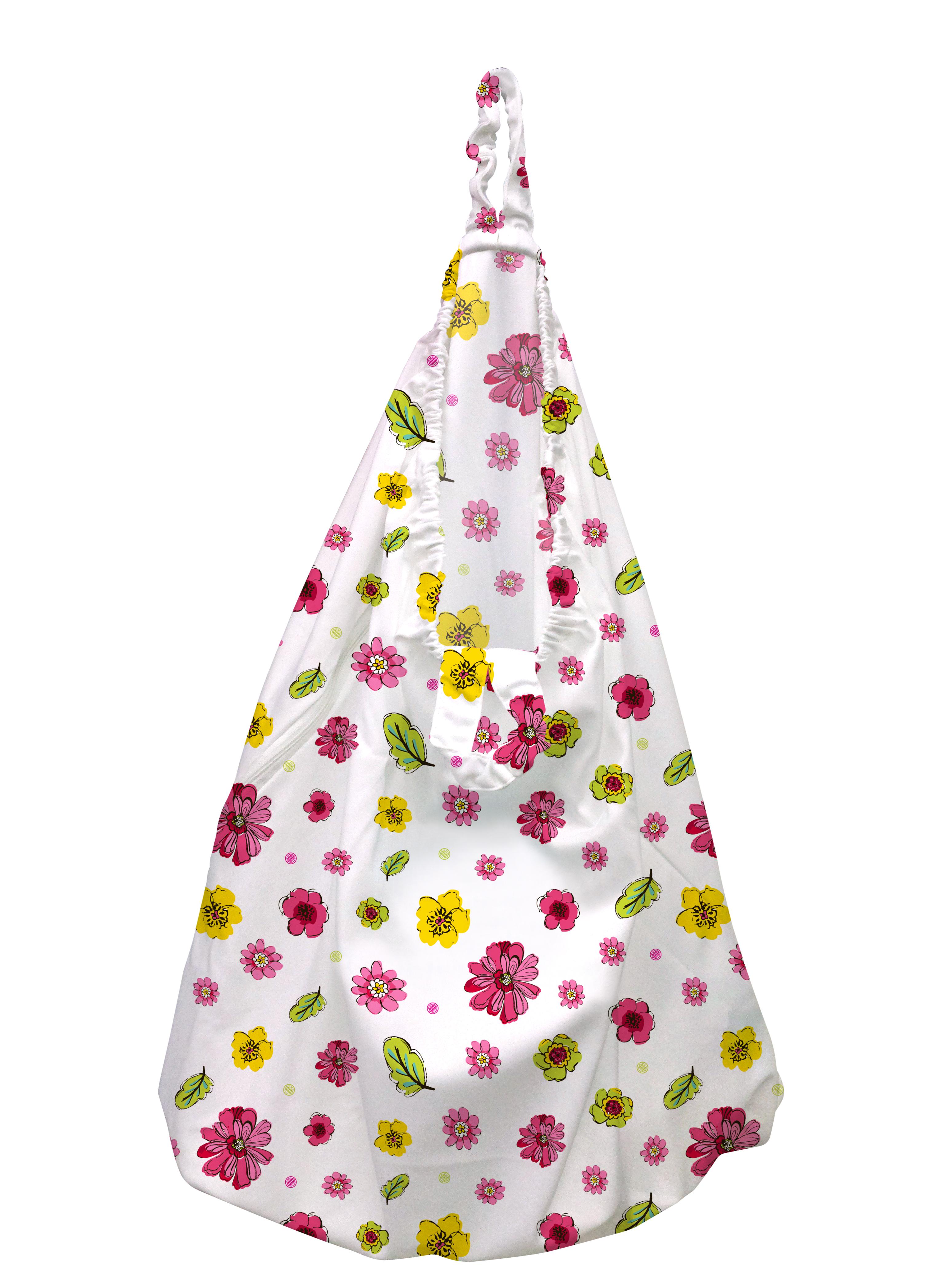CB Diaper Pail Blooms