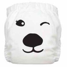 CB OS Nappy Polar Bear