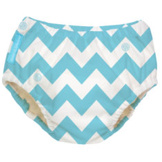 CB Swim Nappy CB Blue Chevron
