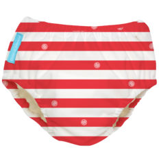 CB Swim Nappy Red stripes