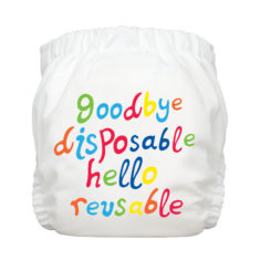 CB OS Nappy Hello Reusable