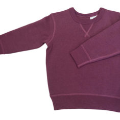 Babu Merino Fleece Sweatshirt Pink