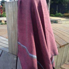 BH Toddler Towel Raspberry Liquorice