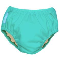 CB Swim Nappy Fluorescent Turquoise