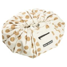 Play Pouch Gold Glitter Dots